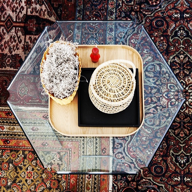 Our Jonker Coffee Table On #persian
