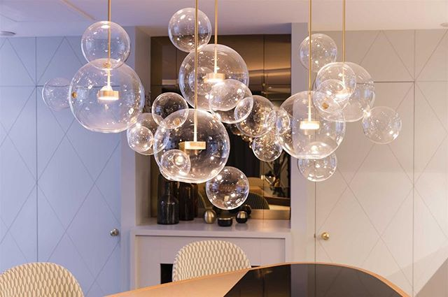 giopato coombes glass bubbles of our bolle chandelier rh giopatocoombes com