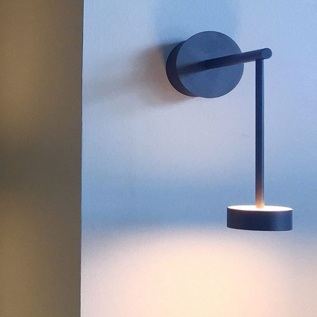 •Softspot wall lamp• in a game of light and shadows