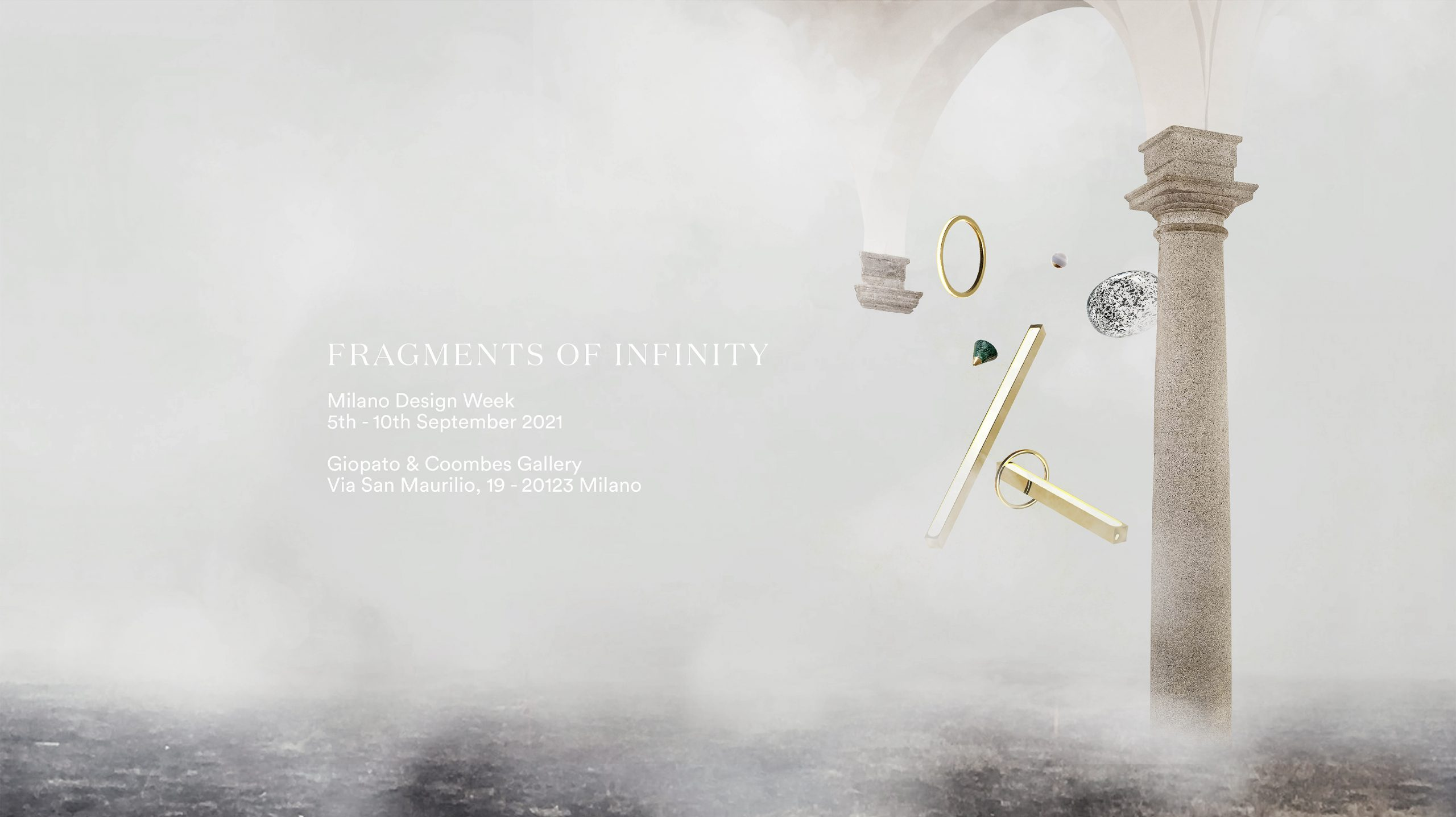 Fragments of infinity – announcement